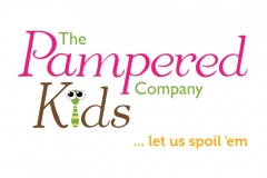 The Pampered Kids Company Logo