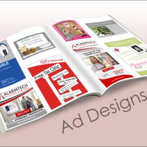 Advertisements by Cheryl Redick